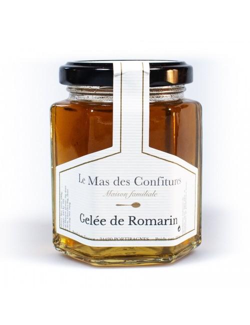 Gelée de romarin - Le mas des confitures