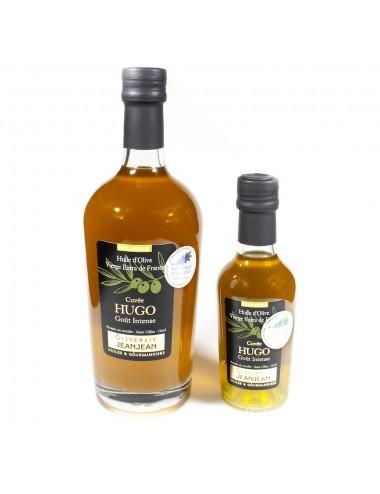 Huile d'olive BIO cuvée Hugo 25cl - Oliveraie Jeanjean