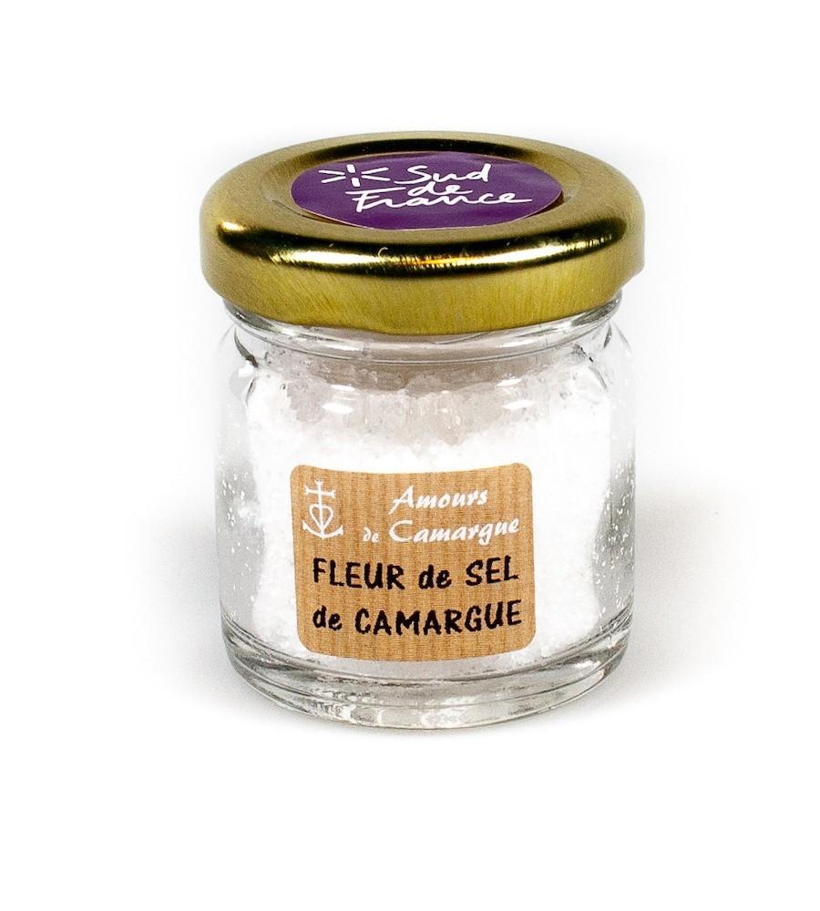 Fleur de sel de Camargue - 30g