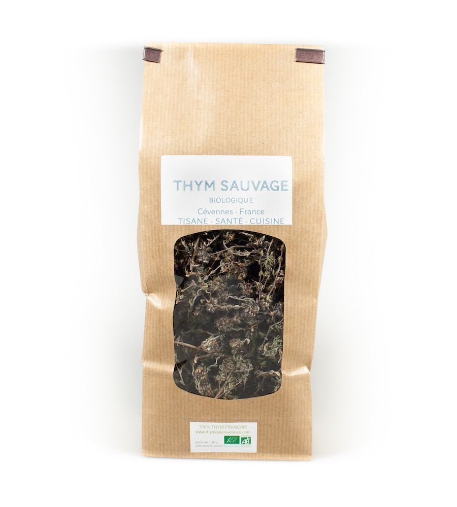 Tisane Thym branche- Thym des Cévennes