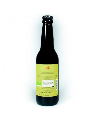 Bière Artisanale La Galéjade - Blonde BIO - Brasserie La Barbaude
