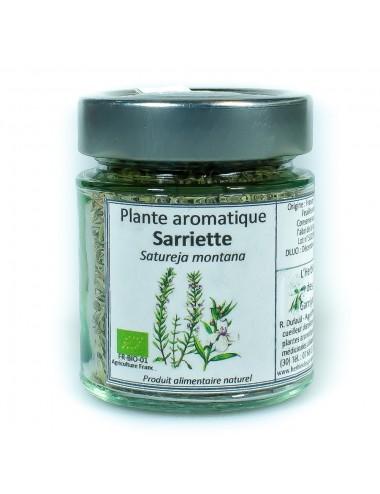 Sarriette BIO de Garrigue 20g - Feuilles entières