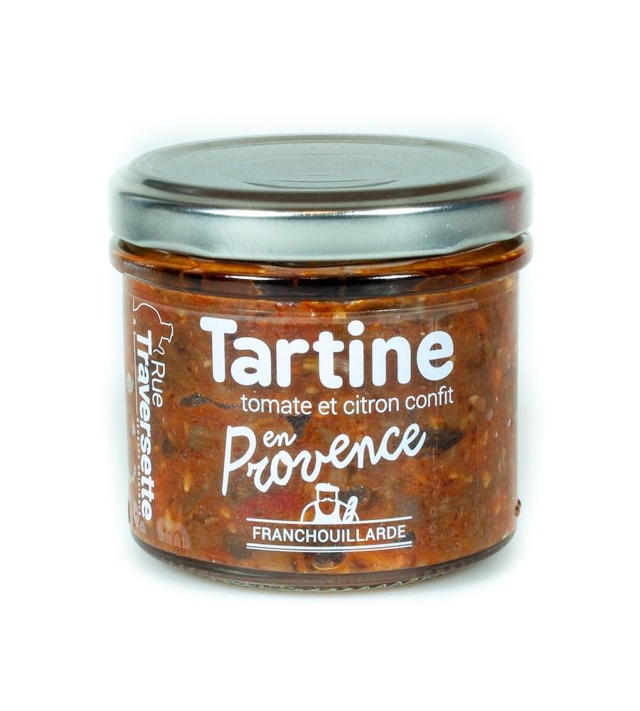 Tartine Franchouillarde en Provence 110g