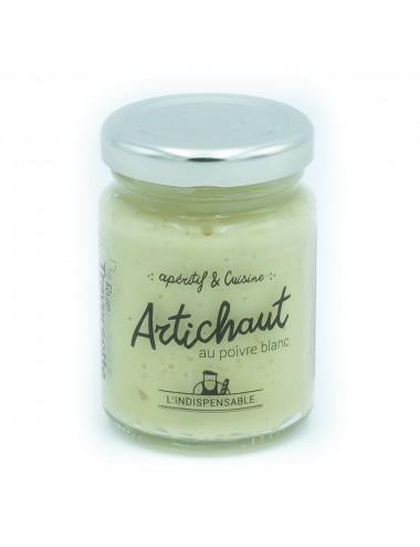 L'indispensable Artichaut au Poivre blanc - 90g