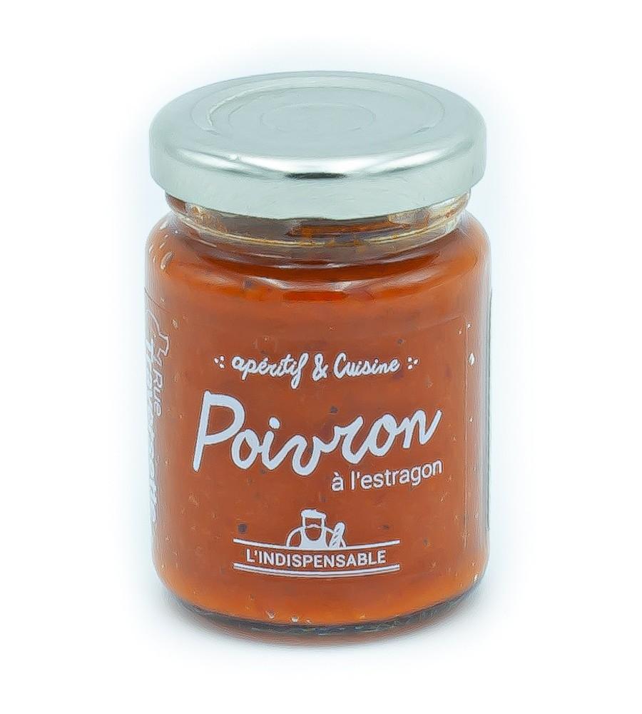 L'indispensable Poivron à l'estragon - 90g