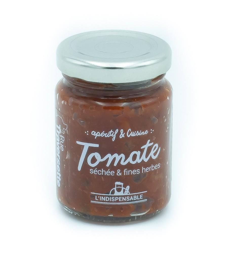 L'indispensable crème de Tomate séchée et fines herbes 95g