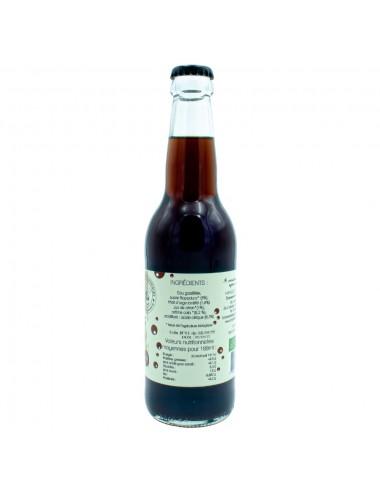 Stout Cola Bio 33cl - Soda Artisanal - Brasserie des Garrigues