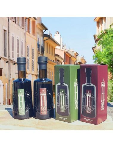 Huile d'olive sélection fruité mûr - Domaine Leos - 250ml