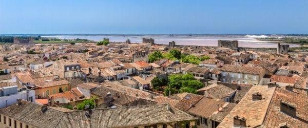 Aigues-mortes en Camargue