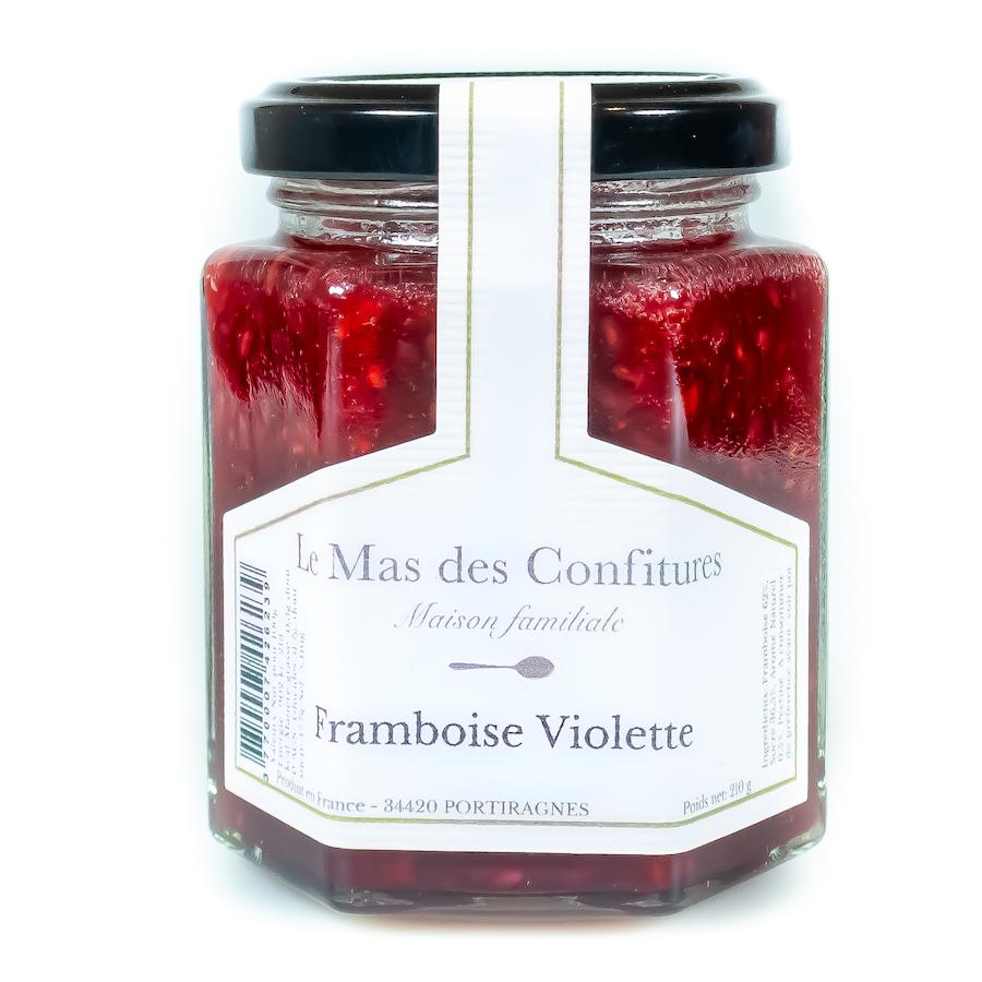 Framboise Violette - Mas des Confitures