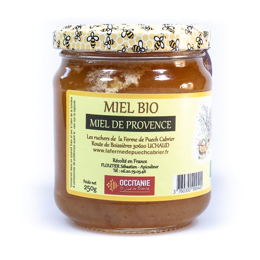 Miel de Provence IGP - Ruches de Puech Cabrier