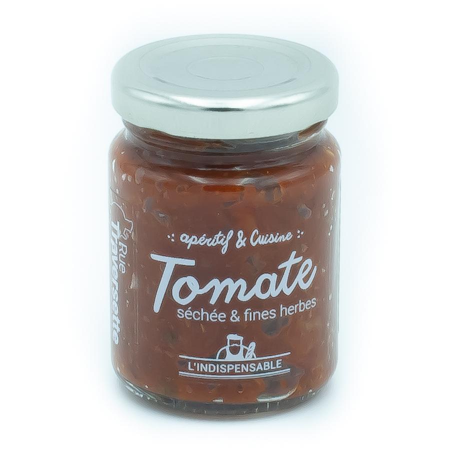 Crème de tomate séchée fines herbes