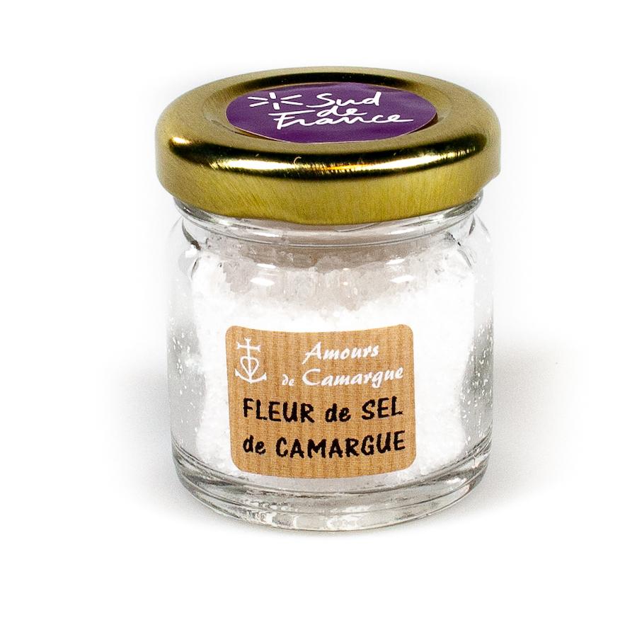 Fleur de sel de Camargue - Amours de Camargue