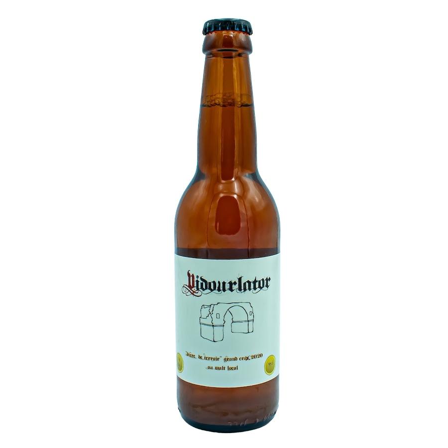 Bière blonde Vidourlator - Brasserie des Garrigues