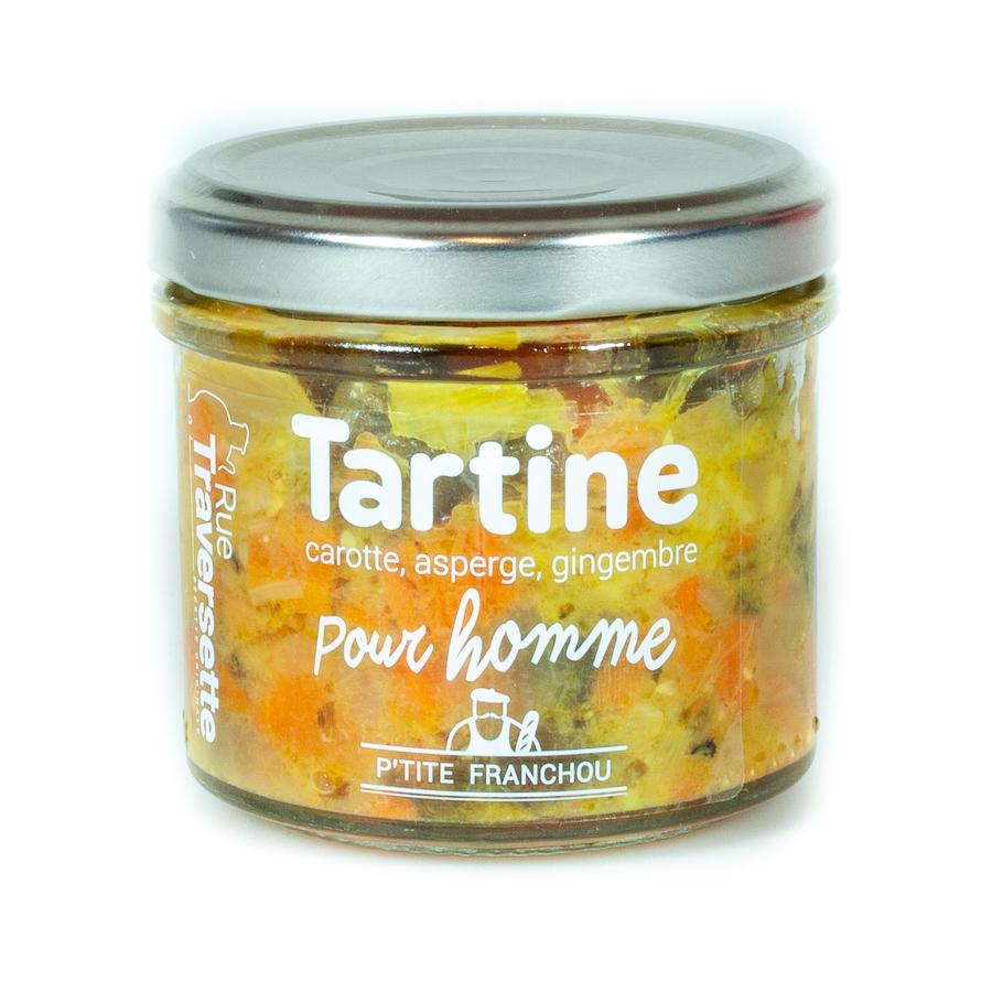 Tartine Homme P'tite Franchou - Ruetraversette