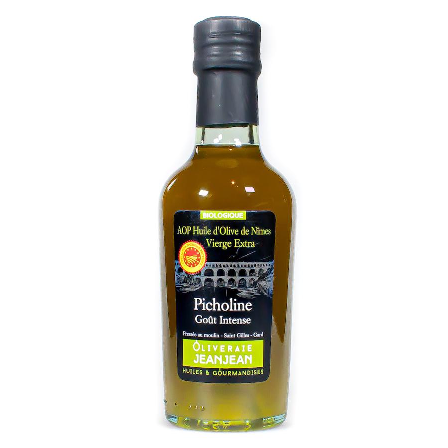 Huile d'olive AOP de Nîmes Jeanjean