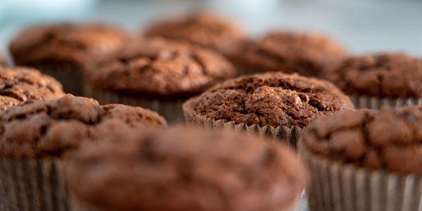 Muffin à la crème de marrons